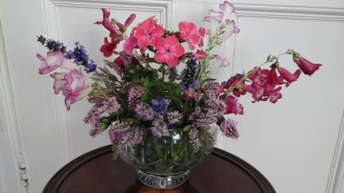 My mixed flowers - Heather Jones